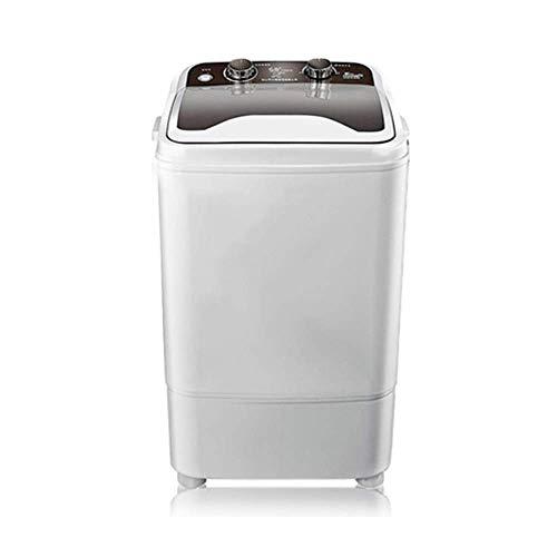 ZFFSC Mini-wasmachine voor schoenen, draagbaar, Smart Lazy desinfecterend, automatische wasmachine, schoenborstel voor schoenen, voor gymnastiek, ontspannen geuren, blauw