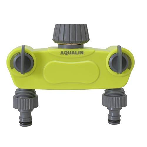 Divisor de Agua de 2 vías y Conector en Y para Manguera de