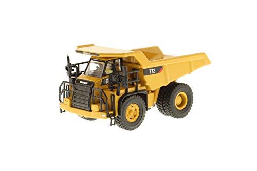 DCM- Dumper Cat 772C Véhicule Miniature, DCM85261