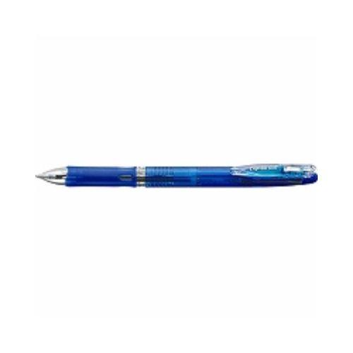 油性ボールペン クリップ-オン スリム 3C [黒/赤/青] 0.7mm 青 B3A5-BL