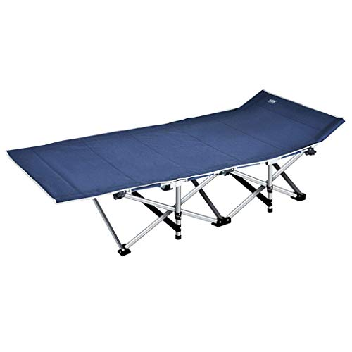HIGHKAS Tumbonas Cama Plegable Cama Plegable Oficina Cama Individual Cama Refuerzo Cama reclinable Cama Campamento Simple (tamaño: 190 * 67 * 35 cm)