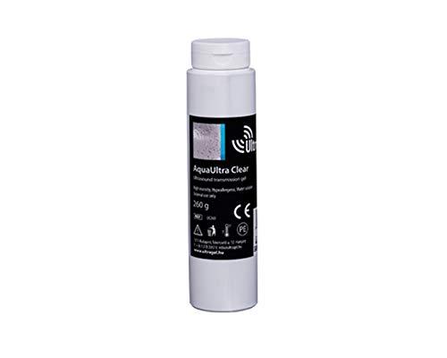 Tegcare Ultraschall Gel Transparent, Wasserlöslich, Hochviskos, Hautfreundlich (250ml), 250 ml