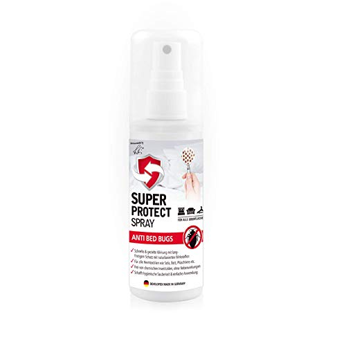 BEST1Care Super Protect Spray - Spray contro le cimici da letto, 100...