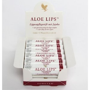 12 Pieces Aloe Lips -- Original by FLP Sold and Distributed by Your Health