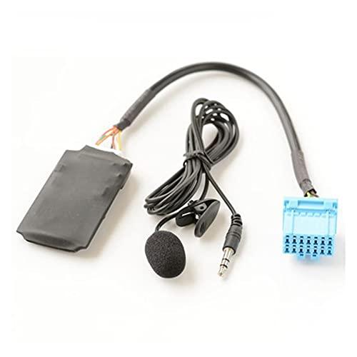 Rumors Adaptador Auxiliar de la Interfaz de Manos Libres Bluetooth Fit para Accord Pilot Acura MDX TL CL Módulo de conexión Bluetooth