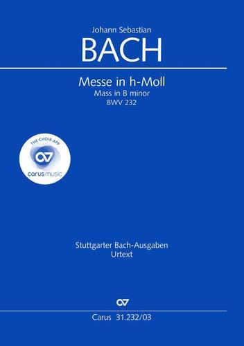 Messe in h-Moll (Klavierauszug): BWV 232