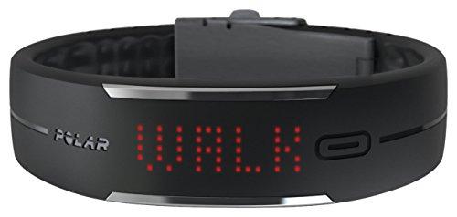 Polar Loop Activity-Tracker, Unisex, für Erwachsene, Unisex - Erwachsene, Loop, schwarz, Einheitsgröße