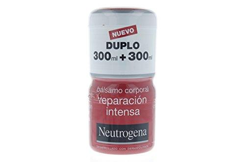 Neutrogena Bálsamo Corporal Reparación Intensa - 2 Unidades x 300 ml.