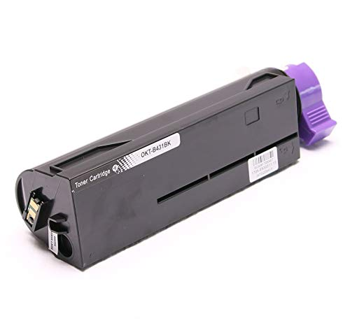 ABC kompatibler Toner als Ersatz für Oki 44917602 für Oki B431D B431DN Plus MB491 Oki LP