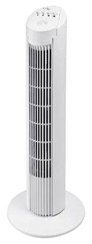 Alpatec TF 780 - Ventilatore a colonna a 3 velocità, 45 W, colore: Bianco