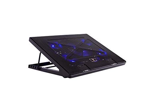 CoolBox Base refrigeradora para portátiles COO-NCP17-5BL