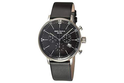 Zeno-Watch Herrenuhr - Bauhaus Chronograph Quartz - 91167-5030Q-i1