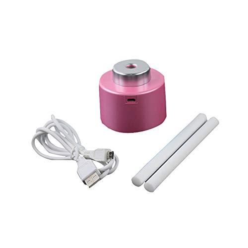 Best Shopper - Portable USB Mini Cap Air Water Bottle Humidifier - Pink