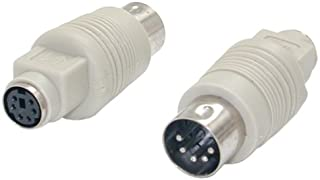StarTech.com PS/2 to at IBM Keyboard Adapter Cable M/F (GC56MF)