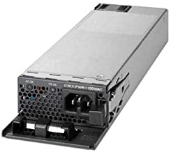 Cisco C3kx. Pwr. 1100Wac= Ac Power Supply . 110 V Ac, 220 V Ac Input Voltage . Internal