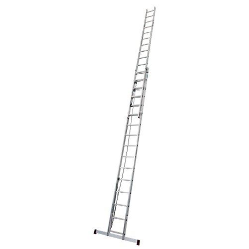 KRAUSE 031525 Seilzugleiter CORDA 2x16 Spr