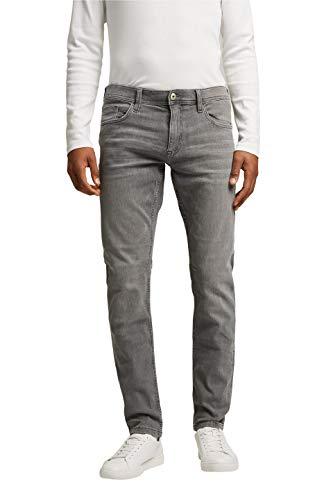 edc by Esprit Herren 990CC2B303 Jeans, 922/GREY MEDIUM WASH 8, 34/32