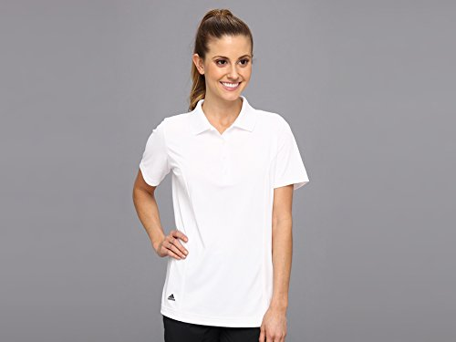 adidas Polo para mujer de Golf Puremotion Solid Jersey - TW3020S4, Polo...