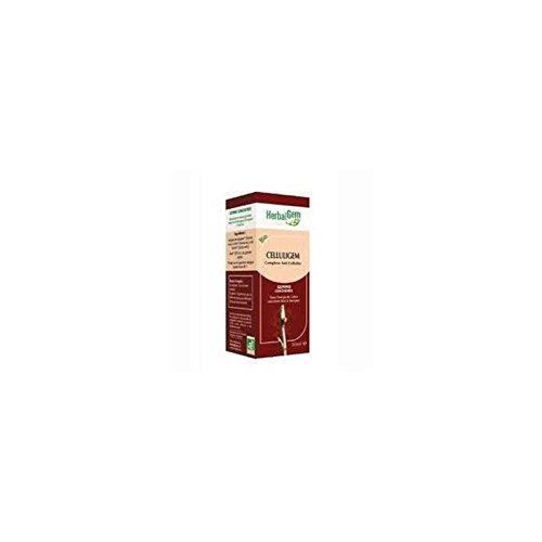 Herbalgem - Gemmothérapie Celluligem Complexe Anti-Cellulite 50Ml
