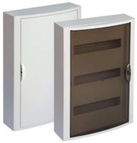 SOLERA 5261 Caja de Distribución, Blanco