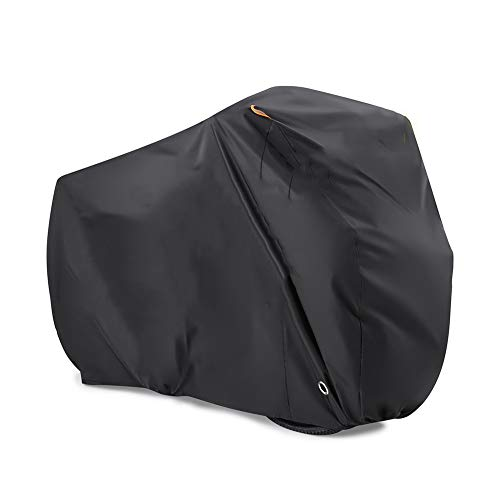 Color : Black, Size : 220x95x110cm Couverture De Meubles Couverture De Moto Couverture Antipoussi/ère Anti-Pluie pour V/éhicule Automobile Protection Solaire Ext/érieure 3 Couleurs