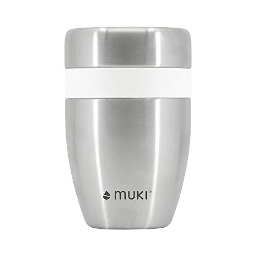 FLSK muki Snackpot 550 ml (Stainless)