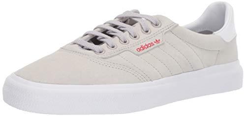 adidas Originals 3MC, Zapatillas Deportivas. Unisex Adulto, Gris y Blanco, 42 EU