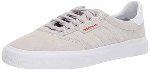 adidas Originals 3MC, Zapatillas Deportivas. Unisex Adulto, Gris y Blanco, 42 EU