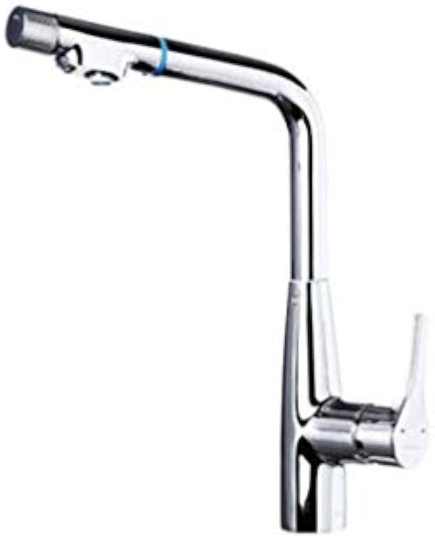 Wasserhahn Spülarmatur Vorfenster Niederdruckrotating Cold And Hot Tap Water Purified Water Dual-Purpose Multi-Functional Kitchen Faucet