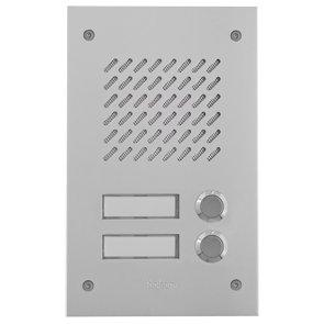 Türsprechanlage Prestige-KIT 02 silber/weiß Balcom-CTC