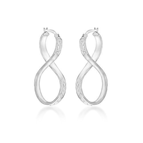 Tuscany Silver Damen Hängeohrringe Silber - 8.51.2149