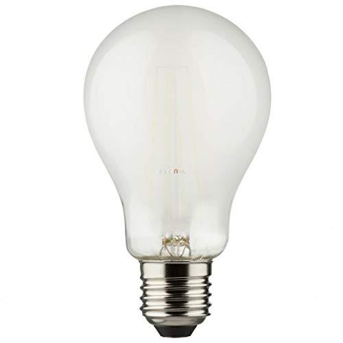 Müller-Licht 3er-Set Retro-LED Tropfenform - E14 - warmweißes Licht - 2700 K - 4 W ersetzt 40 W - Glas - silber