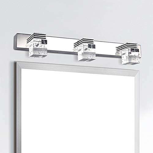 Eleyho Led-spiegellamp, wastafellamp, spiegellamp, wandlamp, badkamer, voor hotel, gang, make-uptafel, slaapkamer, warm licht