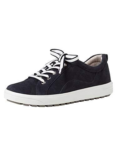 Jana Damen 8-8-23601-24 806 Sneaker Removable Sock, Soft Flex, Relax