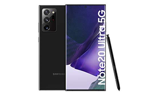 SAMSUNG N986B Galaxy Note 20 Ultra 5G 12GB RAM 256GB Dual Mystic Black