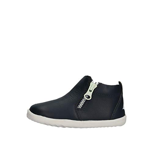 Bobux Unisex-Kinder Tasman Klassische Stiefel, Blau (Navy Navy), 19 EU