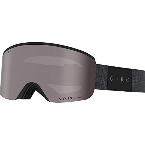 Giro Axis Masque de Ski/Snow, Adulte, Unisexe, Black Mono, Taille Unique