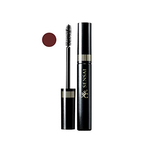 Sensai Augen femme/woman, Mascara 38 Seperating & Lenghtening Nr. Brown, 1er Pack (1 x 8 ml)