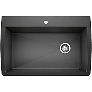 Blanco 440194 Diamond Silgranit Kitchen Sink
