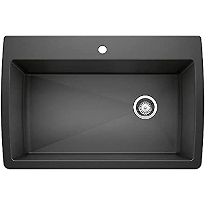 BLANCO, Anthracite 441094 Undermount Kitchen Sink