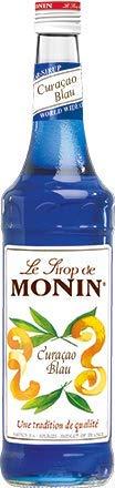 Monin Sirup Blue Curacao 6 x 0,7 Liter