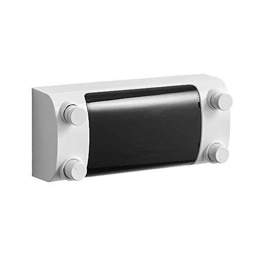 Z-Color Dos Cuerdas de Acero Inoxidable de Secado Cuerda Ropa portátil Tendedero de lavandería Almacenamiento No se Necesita taladrar retráctil Tendedero 4.2M (Color : Silver)