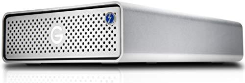 G-Technology G-DRIVE 10TB Enterprise Klass 7200 RPM, 250MB/s, mit Thunderbolt 3, USB-C, 5 Jahre Garantie