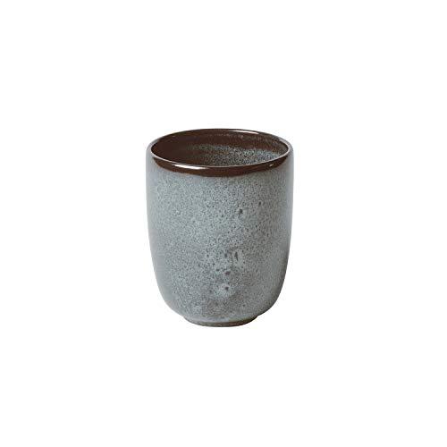 like. by Villeroy & Boch - Lave glacé Becher ohne Henkel, 400 ml, Tasse aus Steingut ohne Henkel für besondere Kaffeemomente, spülmaschin- und mikrowellengeeignet