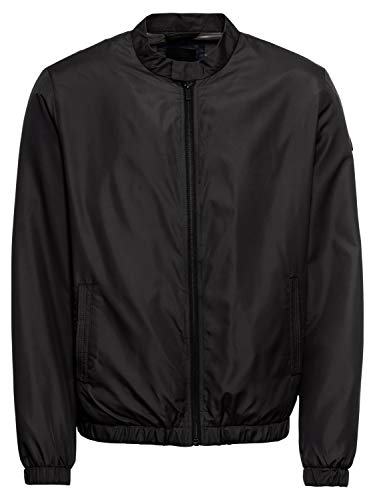 Only & Sons Onsanthoney Bomber Otw Chaqueta, Black, S para Hombre