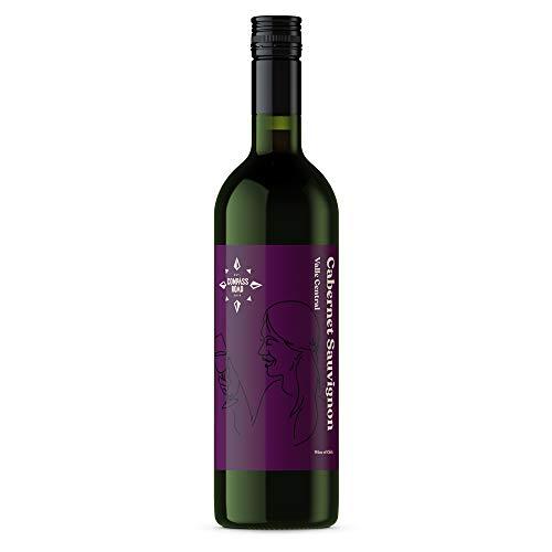 Amazon Brand - Compass Road Red Wine Cabernet Sauvignon 1 x 0.75l