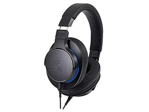audio-technica ハイレゾ対応 ダイナミック密閉型ヘッドホン(ブラック)audio-technica ATH-MSR7B BK