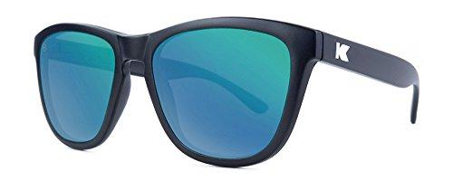 Sonnenbrillen Knockaround Premium Black / Green Moonshine