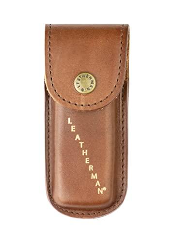 LEATHERMAN, Heritage Leather Snap Sheath for Multitools,...