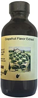 OliveNation Grapefruit Flavor Extract , Tart Citrus Flavoring for Baking, Brewing, Cooking, PG Free, Non-GMO, Gluten Free,...